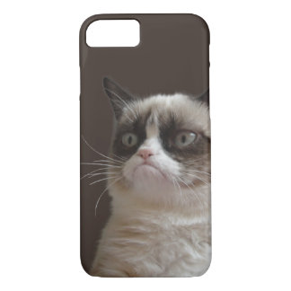 Grumpy Cat Glare iPhone 7 Case