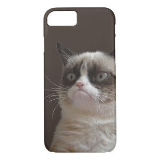 Grumpy Cat Glare iPhone 7 Case