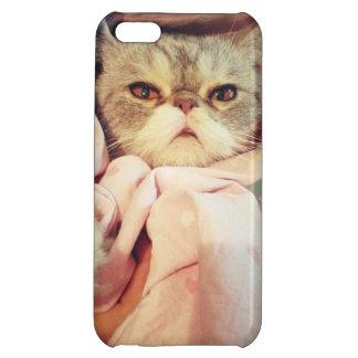 grumpy cat iPhone 5C cover