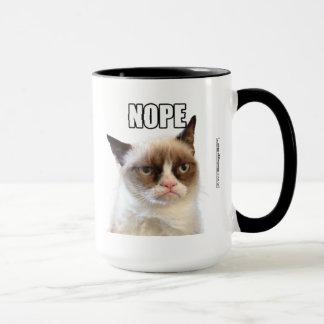 Grumpy Cat™ NOPE Mug