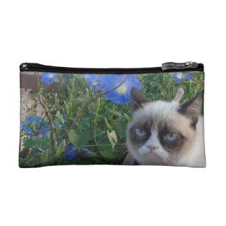 Grumpy Cat Purse Baguette Bag Makeup Bag