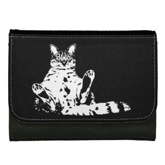 Grumpy Cat with Attitude Wallet