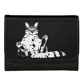 Grumpy Cat with Attitude Wallets