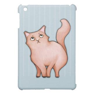 Grumpy Cats Sue stripes iPad Mini Matte Case iPad Mini Cover