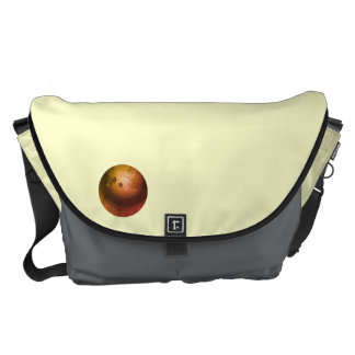 Grumpy gal bowls courier bag