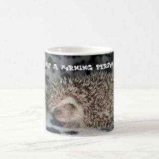 Grumpy Hedgehog Mug
