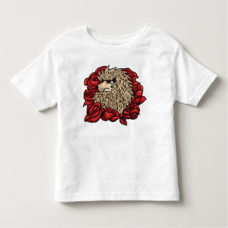 Grumpy Hedgehog Toddler shirt