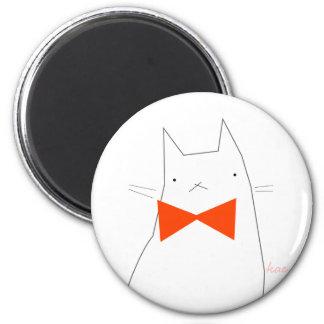 Grumpy Kitty Magnet