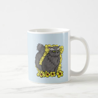 Grumpy Kitty Mug Plain