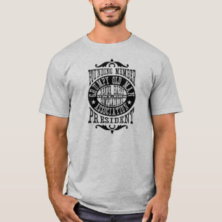 Grumpy Old Man Association T-Shirt
