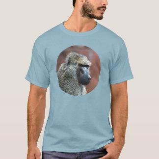 Grumpy Olive Baboon T-Shirt