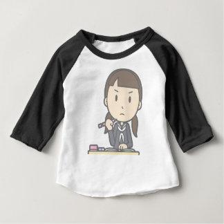 Grumpy Student Baby T-Shirt
