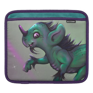 GRUNCH ALIEN MONSTER IPAD 2 HORIZONTAL SLEEVES FOR iPads