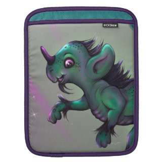 GRUNCH ALIEN MONSTER IPAD 2 iPad SLEEVE