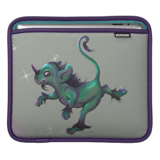 GRUNCH ALIEN MONSTER iPad H iPad Sleeves