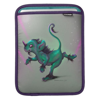 GRUNCH ALIEN MONSTER iPad iPad Sleeves