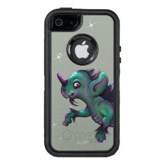 GRUNCH ALIEN OtterBox Apple iPhone SE/5/5s DEFEND OtterBox iPhone 5/5s/SE Case