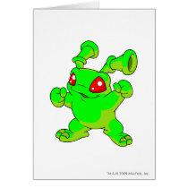Grundo Glowing cards