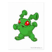 Grundo Green postcards