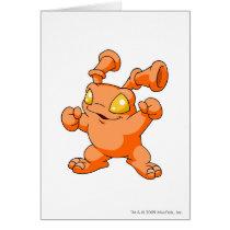 Grundo Orange cards