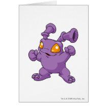 Grundo Purple cards