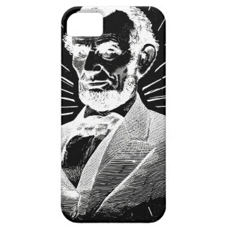 grunge abraham lincoln iPhone 5 cases