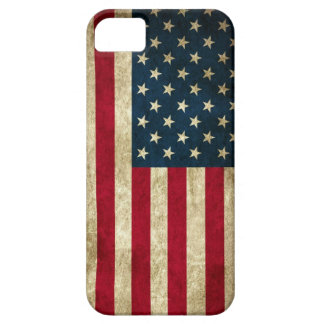 Grunge American Flag iPhone 5/5S Cover