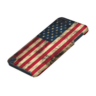 Grunge American Flag iPod Touch (5th Generation) Cover