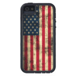 Grunge American Flag iPhone 5 Covers