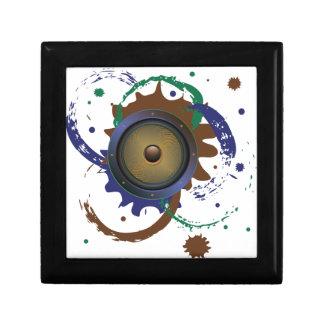 Grunge Audio Speaker 3 Gift Box