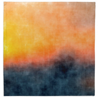 Grunge background napkin