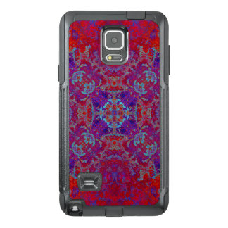 Grunge backward vintage texture OtterBox samsung note 4 case