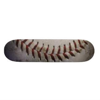 Grunge Baseball Skateboard