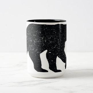Grunge Bear Mug