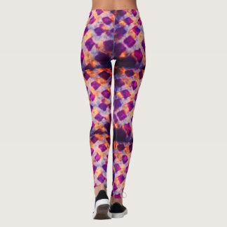grunge brights leggings