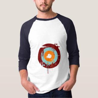 grunge bullseye T-Shirt
