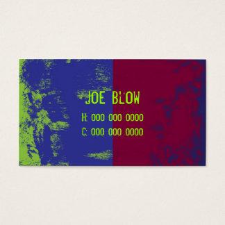Grunge-Card 2