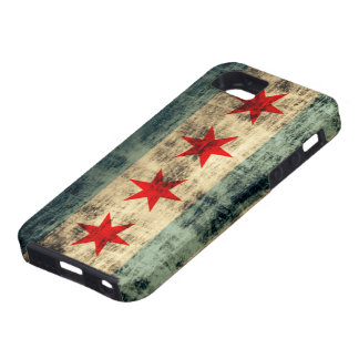 Grunge Chicago Flag Case-Mate Vibe iPhone 5 Case
