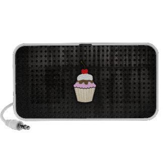Grunge Cupcake Speaker