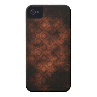Grunge Damask (Bronze) iPhone 4 iPhone 4 Cases