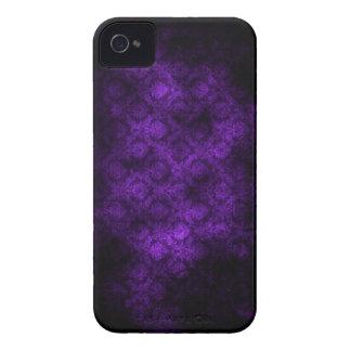 Grunge Damask (Purple) iPhone 4 Case-Mate iPhone 4 Cases