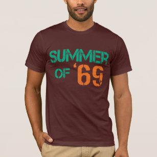 6a07a7f77eea Grunge distressed Summer of  69 Unisex Tee