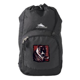Grunge Dog Vitatrend1 High Sierra Backpack