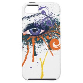 Grunge Fashion Eye iPhone 5 Covers