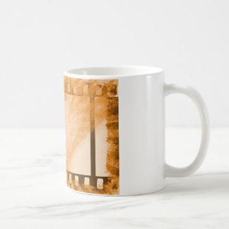 Grunge Film Coffee Mugs