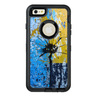 Grunge Flower OtterBox iPhone 6/6s Plus Case