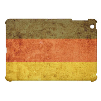 Grunge Germany Flag iPad Mini Cases