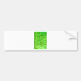 Grunge Green Background2 Bumper Sticker