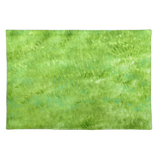 Grunge Green Background2 Placemat
