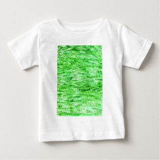 Grunge Green Background Baby T-Shirt